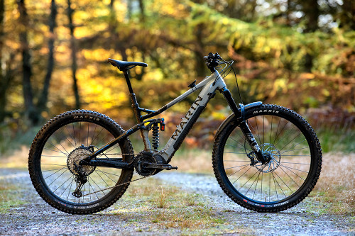Marin Electric: Alpine Trail E2 - 2021