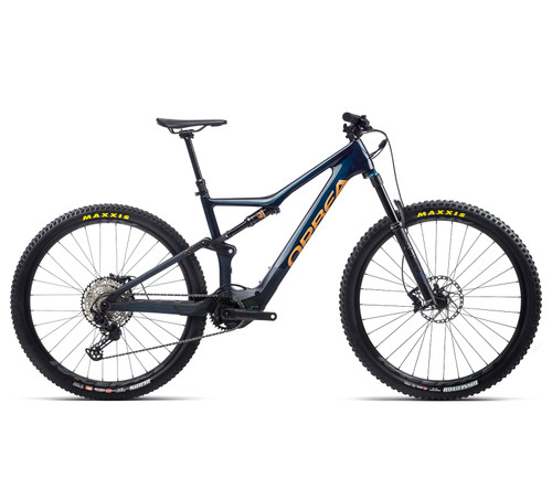 Orbea Electric | Rise M20 20mph | 2021 | Black