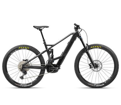 Orbea Electric | WILD FS H20 | 2021 | Black