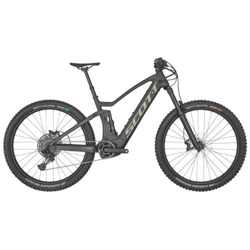 Scott Electric | Genius eRide 910 | Electric Full Suspension Mountain Bike