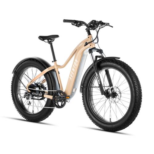 Aventon Electric | Aventure | Electric Fat Bike | Sand