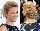 UPDOS FOR SHORT HAIR