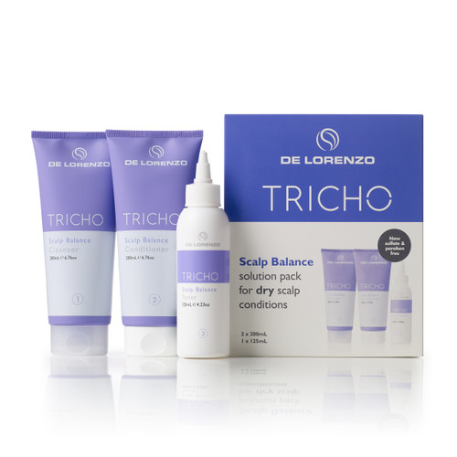 Tricho Scalp Balance Trio Solutions Pack
