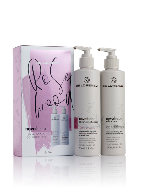 Rosewood Novafusion Colour care duo