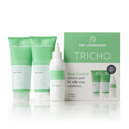 Tricho Scalp Control Trio Solutions Pack
