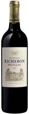 Château Richebon, Pauillac 2014 Gift Box
