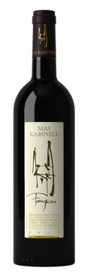 Mas Gabinelle Faugères - red wine of the month
