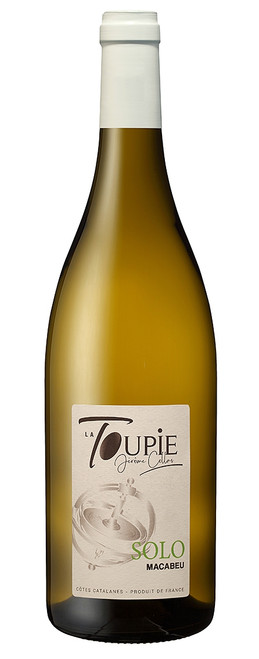 Domaine La Toupie Solo Macabeu - wine of the month