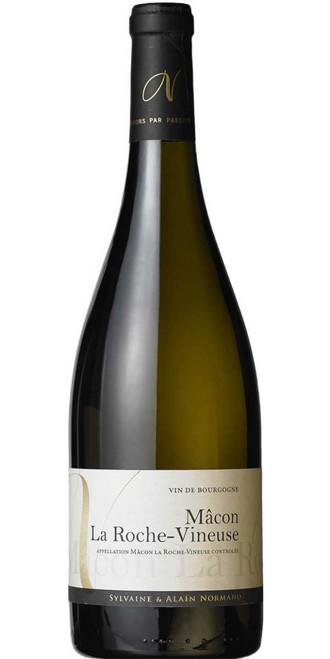 Domaine Normand Macon La Roche Vineuse Blanc Vieilles Vignes 2018