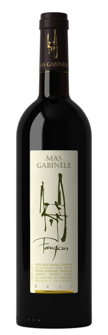 Mas Gabinelle Faugères - Red wine wine of the month