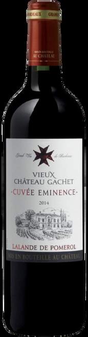 Vieux Chateau Gachet, Lalande de Pomerol, 2015 Case of 6