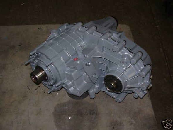 261XHD 01-07 TRANSFER CASE (FLOOR SHIFT)
