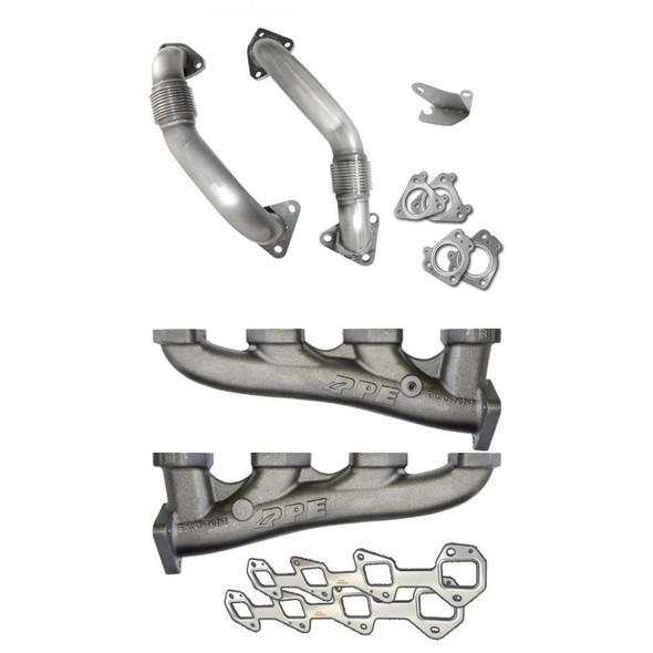PPE DIESEL EXHAUST MANIFOLDS AND UP-PIPES