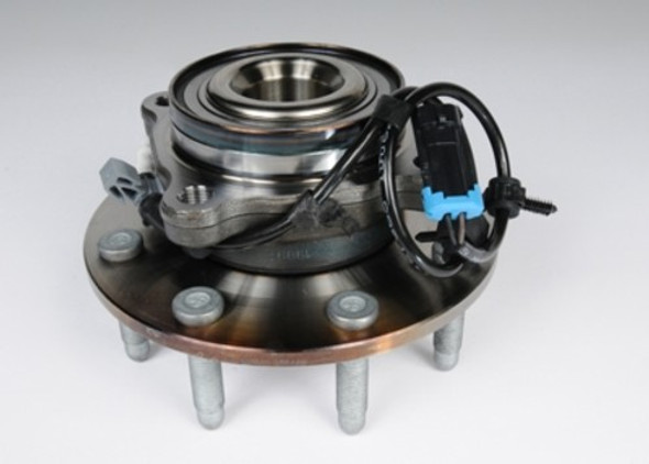 01-07 4WD GM FRONT HUB AND WHEEL BEARING ASSEMBLY