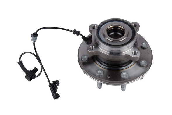 11-16 4WD GM FRONT HUB AND WHEEL BEARING ASSEMBLY