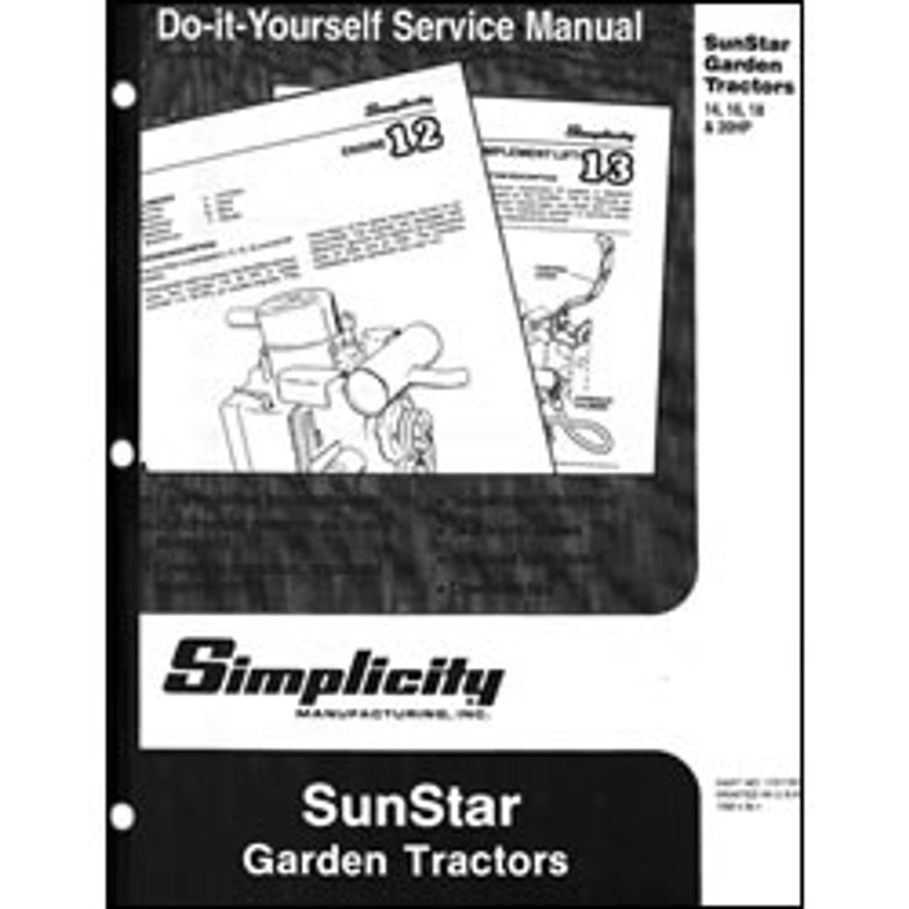 simplicity snowblower manual