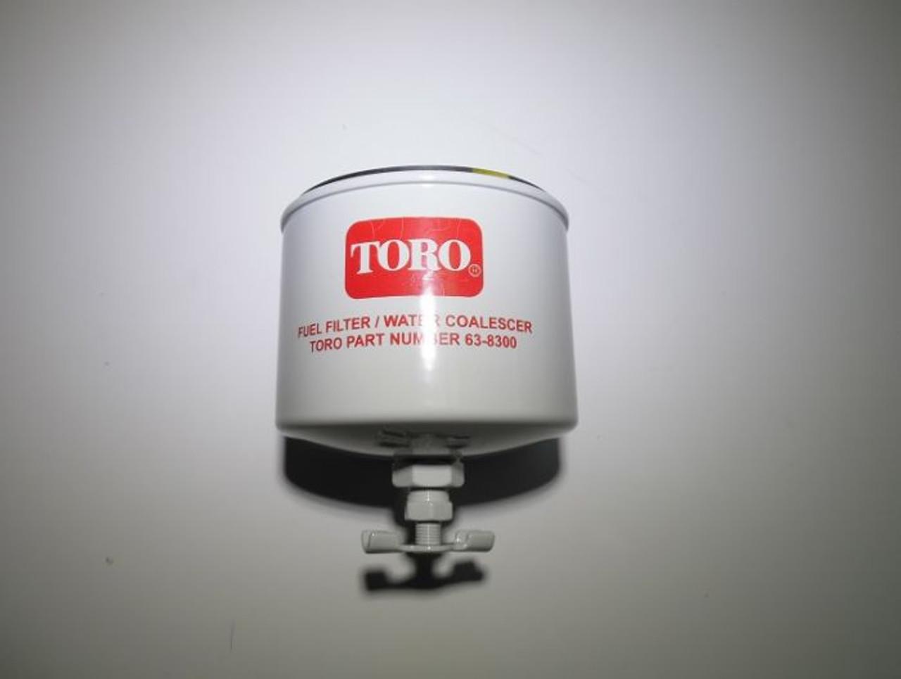TORO 63-8300 SPIN ON FILTER ELEMENT