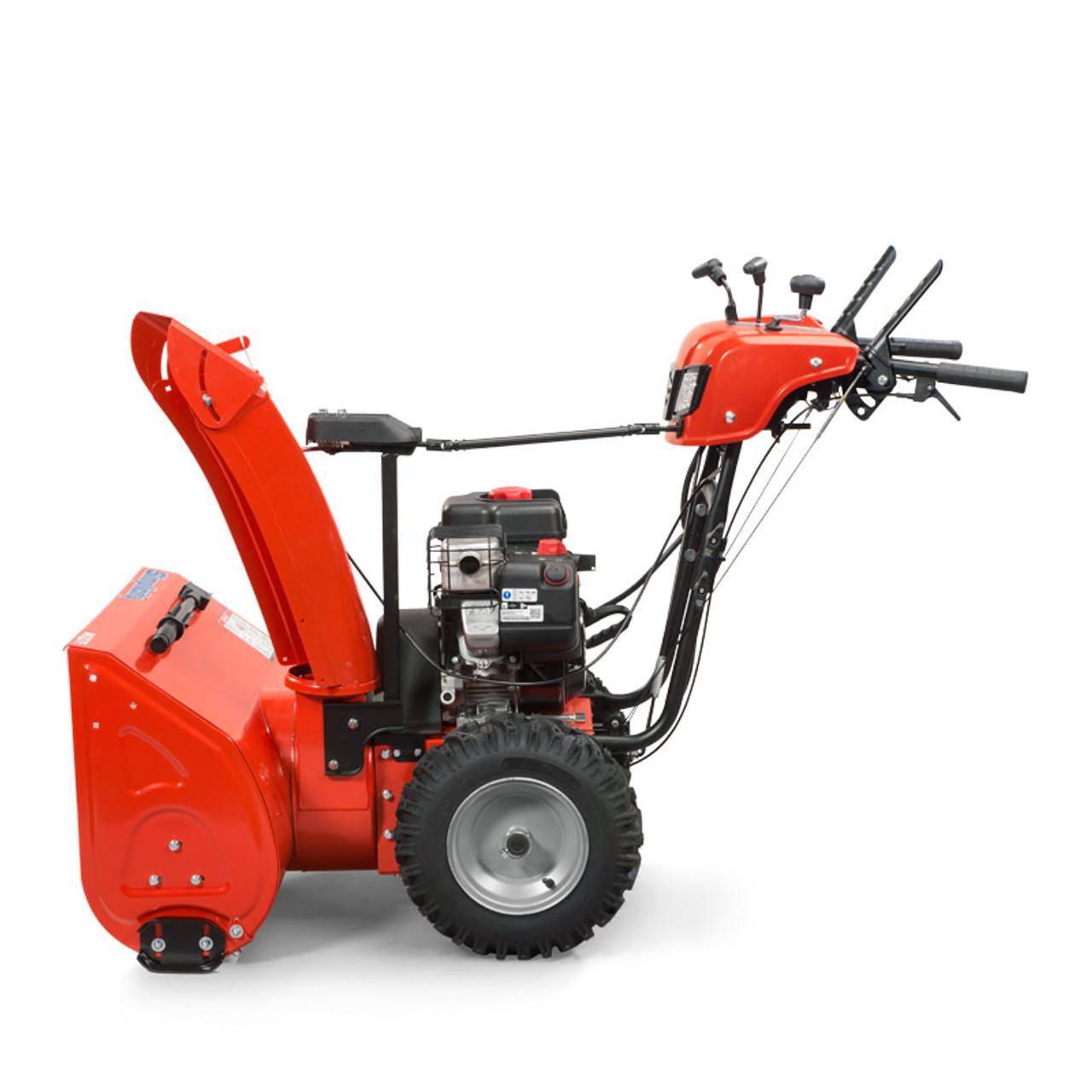simplicity m1227e snow blower 1696819