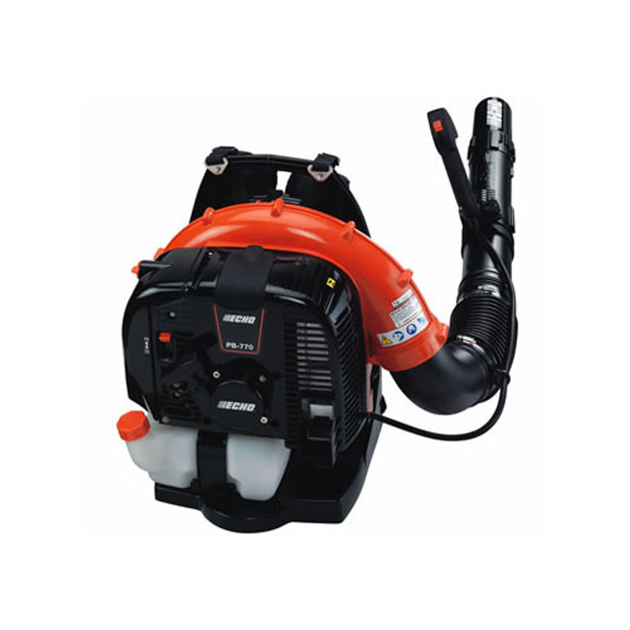 Echo Pb 770t 63 3 Cc Gas Backpack Leaf Blower With Tube Mounted Throttle
