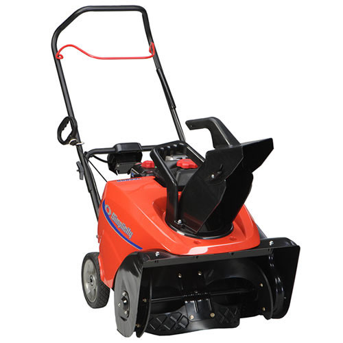 Simplicity 1696231 7522E single-stage electric start snowblower