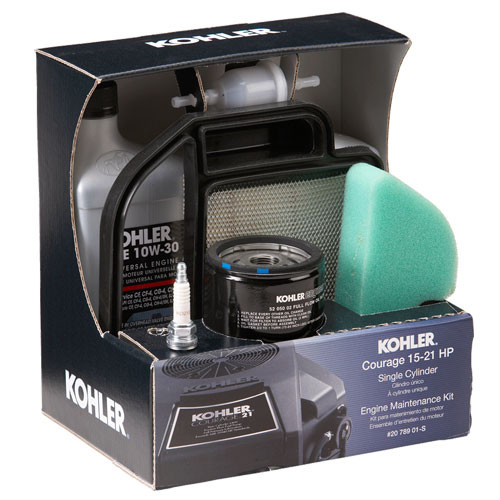 Kohler Engine Tune-Up Kits for Lawn Mower Maintenance
