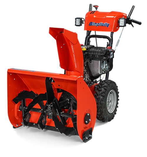 Simplicity 1728 Signature Series Dual-Stage Snow Thrower