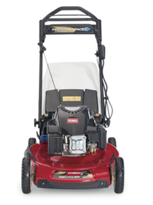 "Toro 20374 22"" Personal Pace Electric Start Lawn Mower"