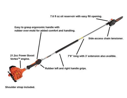 Echo PPF-225 Power Pruner