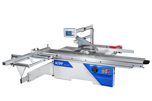 KDT KS132K Machine with electric movements