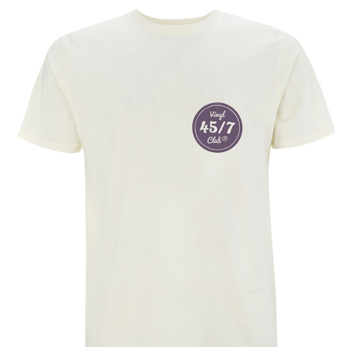 1 of 100 x the 45/7 Club t-shirts limited edition