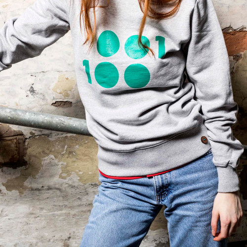 green sweatshirt online uk