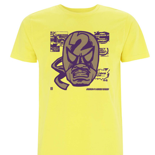 Chali 2na & Krafty Kuts T-Shirt available now in yellow