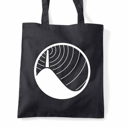 The Dark Outside tote bag