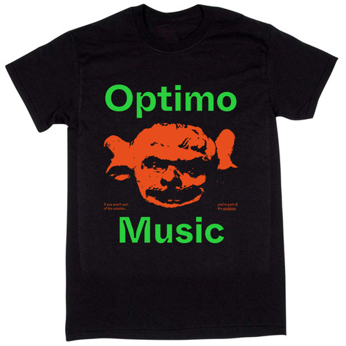 Optimo Music 100% Organic Cotton Special Edition front