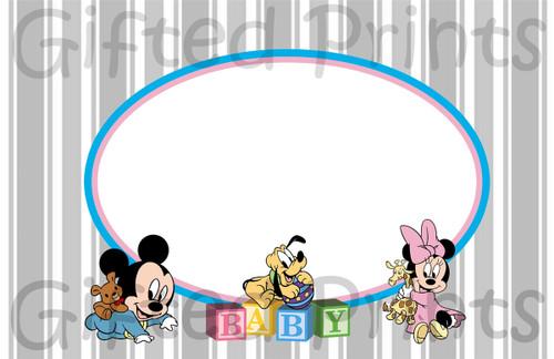 Disney Babies Envelope