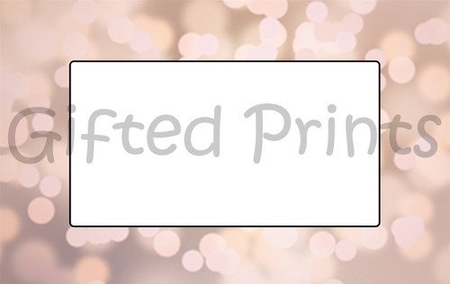 Brunch & Bubbly Envelope Pink Bubble Background