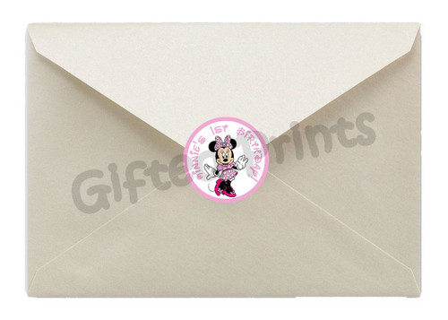 Mouse Envelope Seals