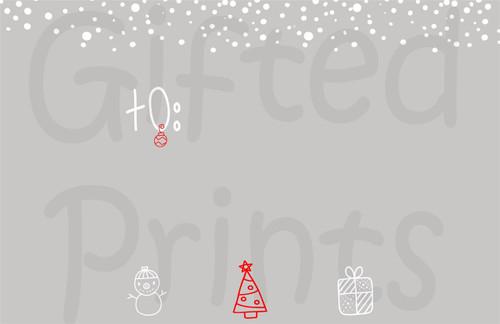 Christmas Holiday Envelope
