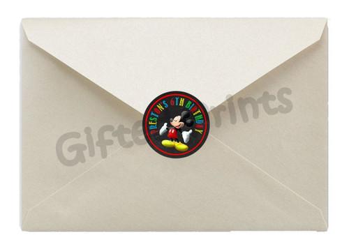 Mouse Envelope Seals 1