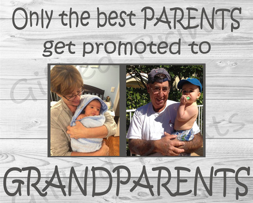 Grandparent Promotion Print