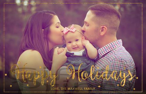 Holiday Card 1