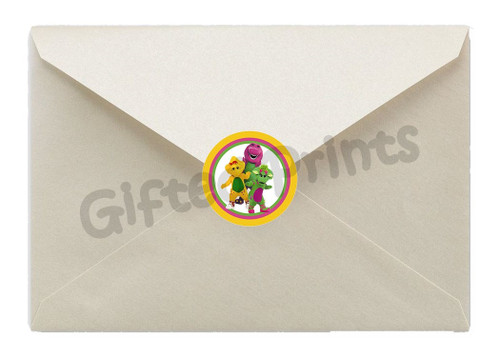 Barney Envelope Seals