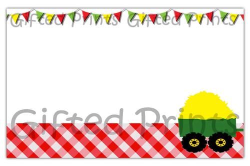 Barnyard Farm Envelope