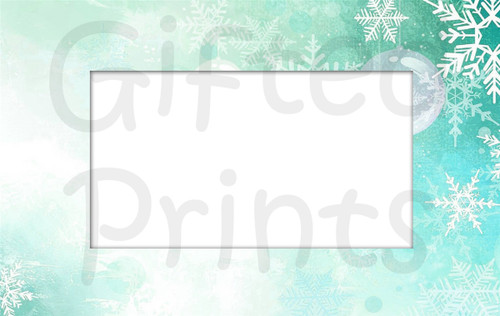 Merry Christmas and Happy New Year Holiday Envelope 1