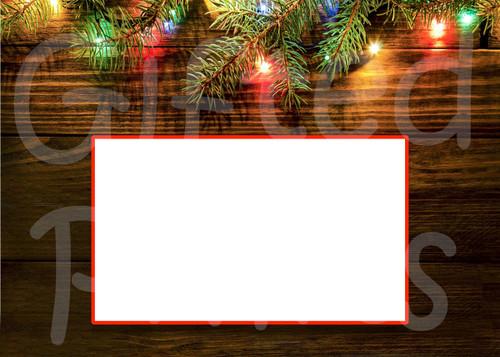 Holiday Card Envelope