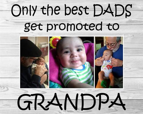 Grandpa Promotion Print