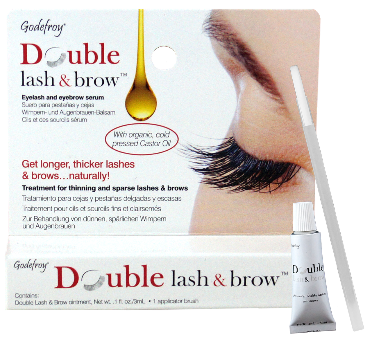 Godefroy Double Lash Brow D Oreilly And Sons
