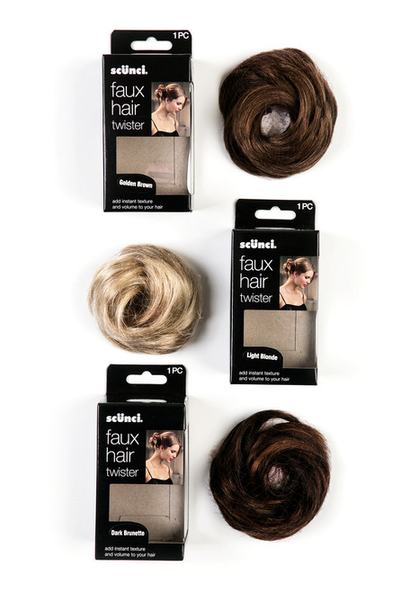 Faux Hair Twisters