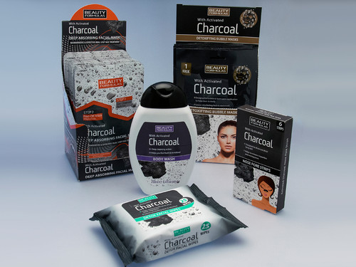 Beauty Formulas Charcoal range