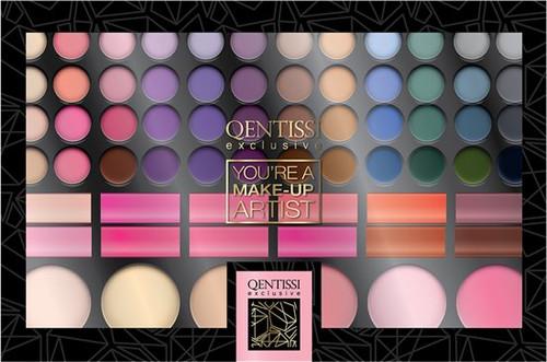 Qentissi Make up